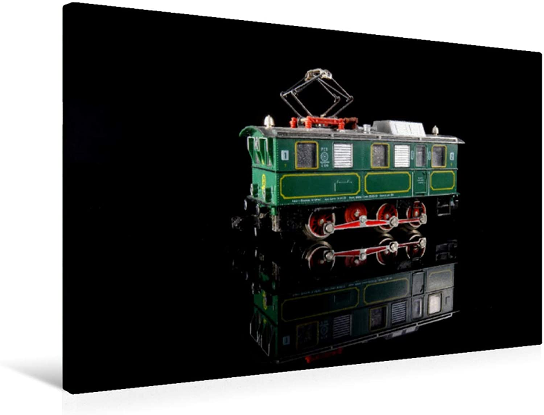 Fleischmann Premium Textile Canvas 75 cm x 50 cm Horizontal Gear Track Z 06