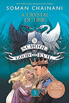 The School for Good and Evil #5  A Crystal of Time