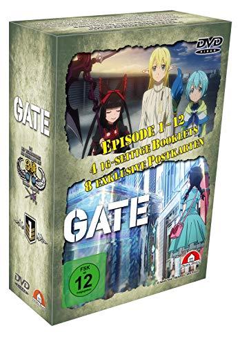 Gate - Staffel 1 - Gesamtausgabe - [DVD] Relaunch