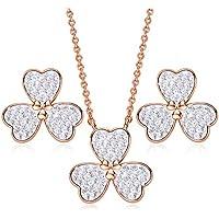 CDE ''Lucky Clover Jewelry Set