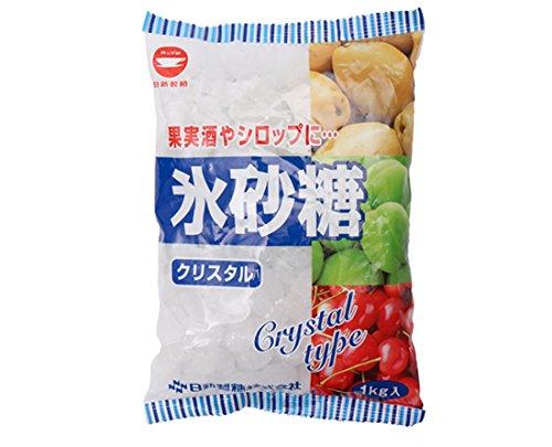 カップ印 氷砂糖クリスタル / 1kg TOMIZ(創業102年 富澤商店)