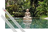 1art1 Buddhismus Poster (91x61 cm) Buddha In Bali Inklusive
