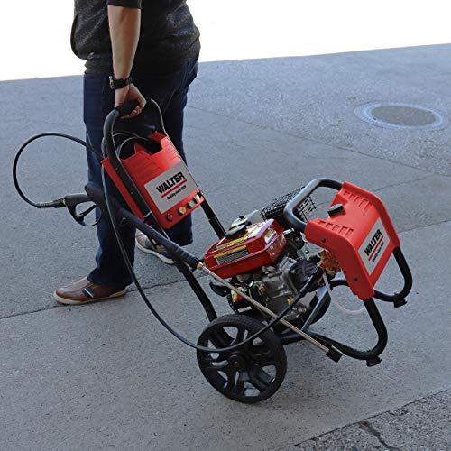 WALTER Benzin Hochdruckreiniger 7 PS Viertaktmotor - 7