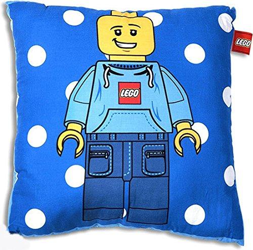 LEGO Kissen gefüllt 45 x 45 cm