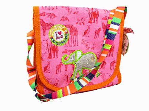 Spiegelburg 11957 Kindergartentasche I love animals Kleine Freunde