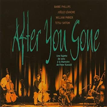 After You Gone