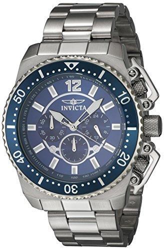 Invicta Pro Diver Orologio Uomo Quarzo, 48mm, Blu, 21953