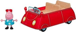 Peppa Wutz Peppa's kleine camper 95707 - met echt rollende wielen en exclusief Peppa speelfiguur, ideaal speelgoed voor ki...