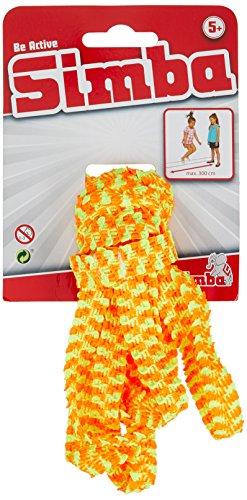 Simba- Soft Hüpfgummi-107302048 Goma Suave para Saltar, 3 Modelos, Multicolor (107302048)