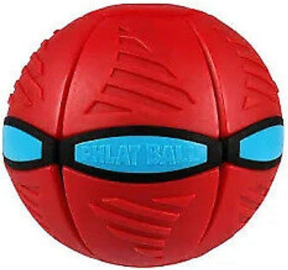 Phlat Ball V3 Free shipping - red Fashionable Avenue Blue and McGee's