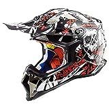 LS2 Helmets Subverter Voodoo Unisex-Adult Off-Road-Helmet-Style Off Road MX Helmet