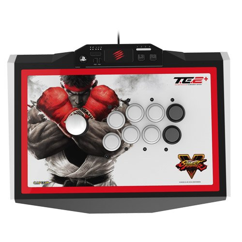 Mad Catz Arcade Fightstick Street Fighter V TE2+ Gamepad