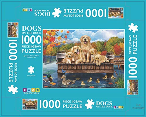 1000 piece or more puzzles - 1