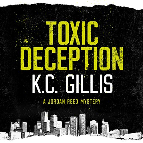 Toxic Deception audiobook cover art