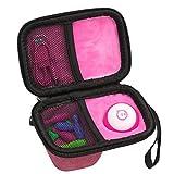 Aproca Hard Carry Travel Case for Sphero Mini / Mini Soccer App-Enabled Robot (Pink)