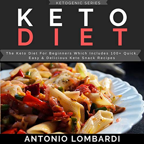 Keto Diet cover art