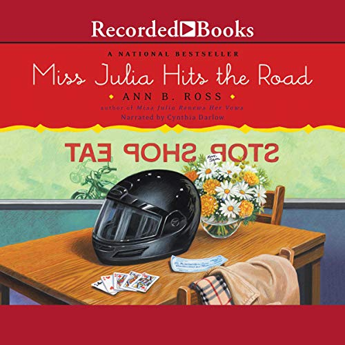 Couverture de Miss Julia Hits the Road