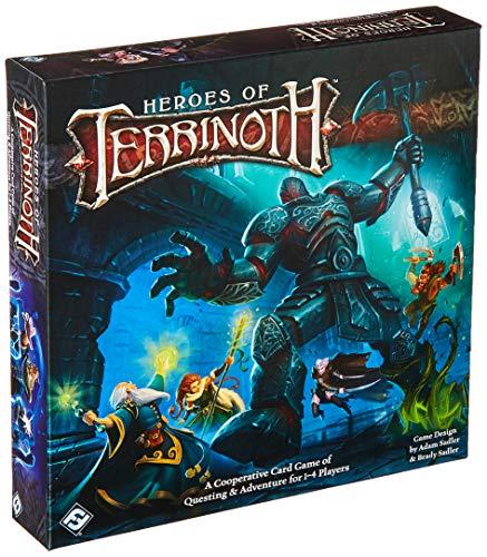 Fantasy Flight Games FFGTER01