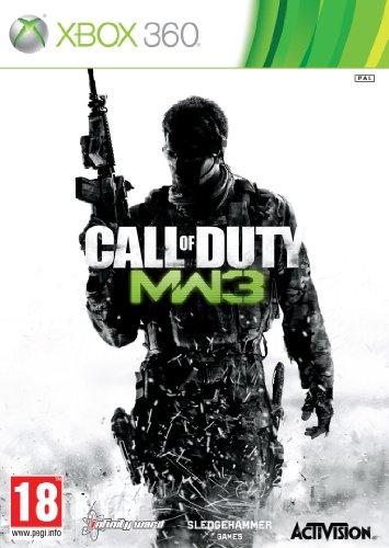 Call of Duty: Modern Warfare 3 (Xbox 360)[Importación inglesa]