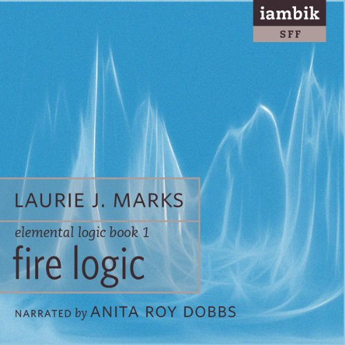 Fire Logic audiobook cover art