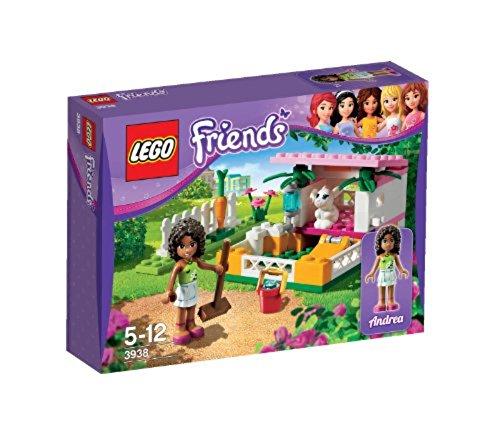 LEGO Friends 3938 - La Caseta del Conejito de Andrea