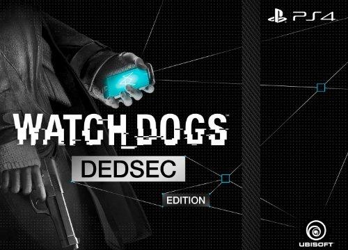 Watch Dogs - DEDSEC_Edition (exklusiv bei Amazon.de) - [PlayStation 4]