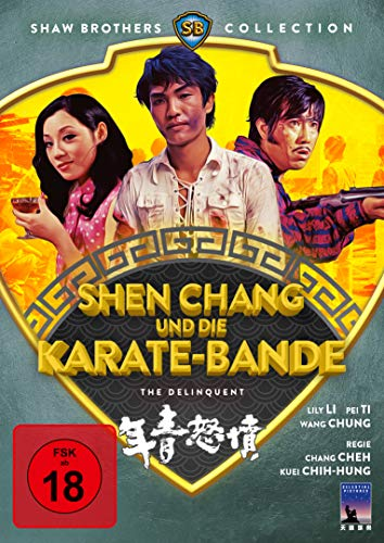 Shen Chang und die Karate-Bande (Shaw Brothers Collection)