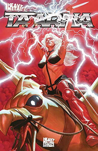 Taarna Volume 1: Alex Ross Cover