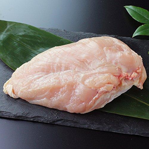 水郷のとりやさん 国産 鶏肉 皮付き 胸肉 1枚 約250g 新鮮 朝引き 水郷どり 産地直送 精肉