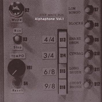 Step Write Run (Alphaphone Volume One)