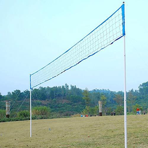 WASDQE - Volleyballnetze in color, Größe size