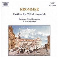 Partitas for Wind Ensemble: Partita in F, Op. 57 / Partita in B flat, Op. 78 / Partita in E flat, Op. 71 / 3 Marches (1996-06-25)
