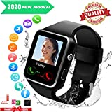 Smartwatch for Android Phones, Smart Watches Touchscreen with Camera Bluetooth Watch Phone