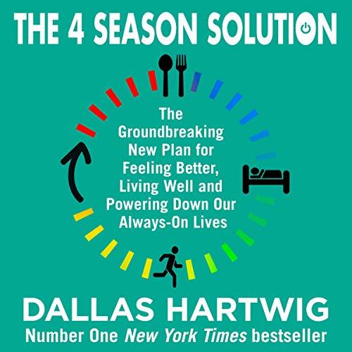 The 4 Season Solution audiobook cover art