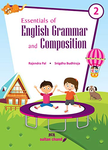 Essentials of English Grammar and Composition - Class 2 (2020-21 Session) (English Edition)