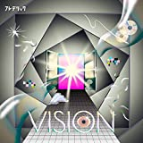 VISION 通常盤CD
