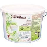 Pastillas para lavavajillas ecológicas – Cubo de 125 pastillas