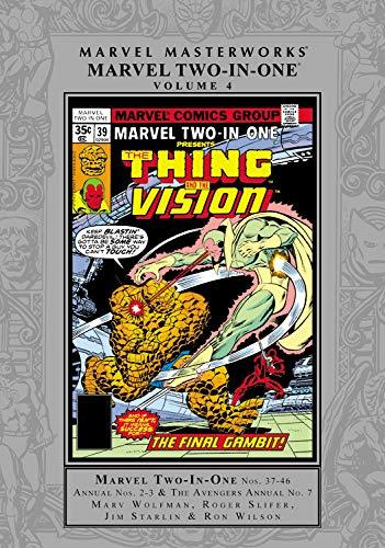 Marvel Masterworks: Marvel Two-In-One Vol. 4