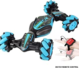 Tenflyer RC Car, Christmas Stunt RC Car Gesture Sensing Twisting Vehicle Drift Car Driving Toy Gifts