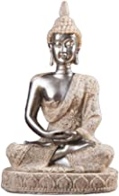 Decorative Collectibles Sandstone Buddha Statue Sculpture Figurine Model Home Decor