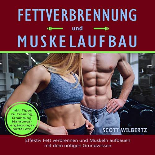 Fettverbrennung und Muskelaufbau Titelbild