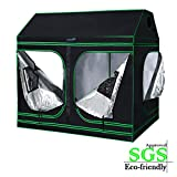 Quictent SGS Approved Eco-Friendly Reflective Mylar Hydroponic Grow...