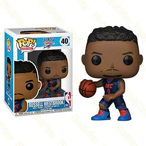 LiQi Funko Pop NBA Basketball Star Adornos Muñeca-Oeste # 40