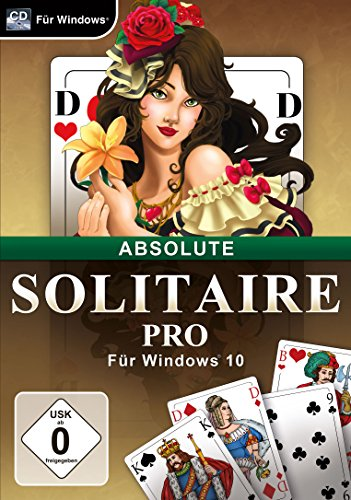 Absolute Solitaire Pro für Windows 10 [PC]