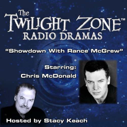 Showdown with Rance McGrew audiobook cover art