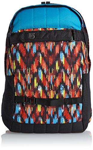 Burton Daypack Day Hiker - Mochila para mujer (23 L) multicolor Ikat Stripe Talla:45 x 17 x 28 cm