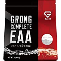GronG(グロング) COMPLETE EAA 必須アミノ酸 ノンフレーバー 1kg