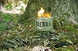 Sierra Stove - Wood Burning Backpacking/Camp Stove