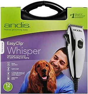 Andis EasyClip Whisper Clipper