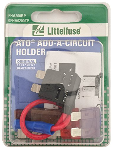 Littelfuse FHA200BP ATO Add-A-Circuit Kit